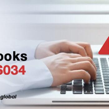 QuickBooks error PS034