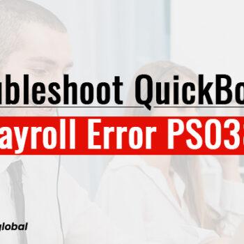 troubleshoot quickbooks payroll error ps038