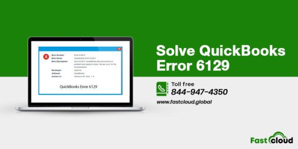 solve QuickBooks error 6129